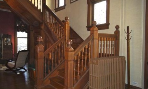 Beautiful Open Staircase