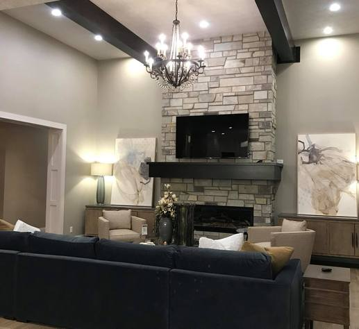 Complete-Contracting-fireplace-living-room