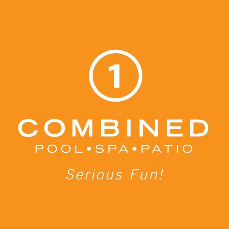 Combined Pool And Spa